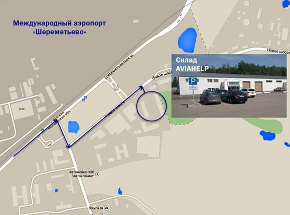 схема маршрута 43 автобуса